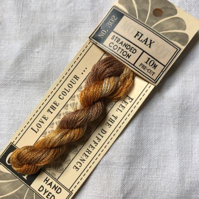 "Hilo para bordar Cottage Garden Threads ""Flax"" 10 m."