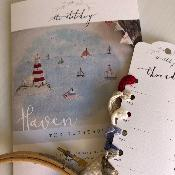"Kit de Bordado ""The Lighthouse"", por The Stitchery"