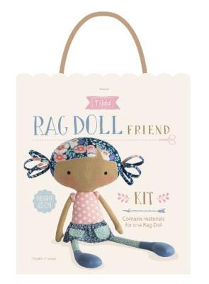 "Kit Tilda ""Friend Doll - 47 cm"""
